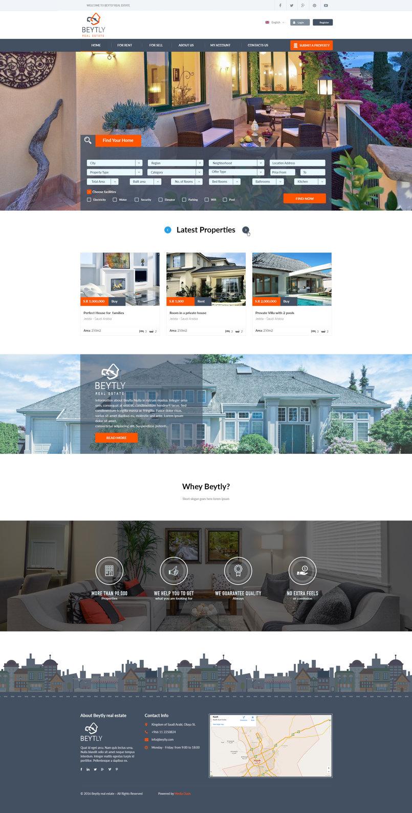 بعض من اعمالي في مجال تصميم المواقع و تطبيقات الجوال