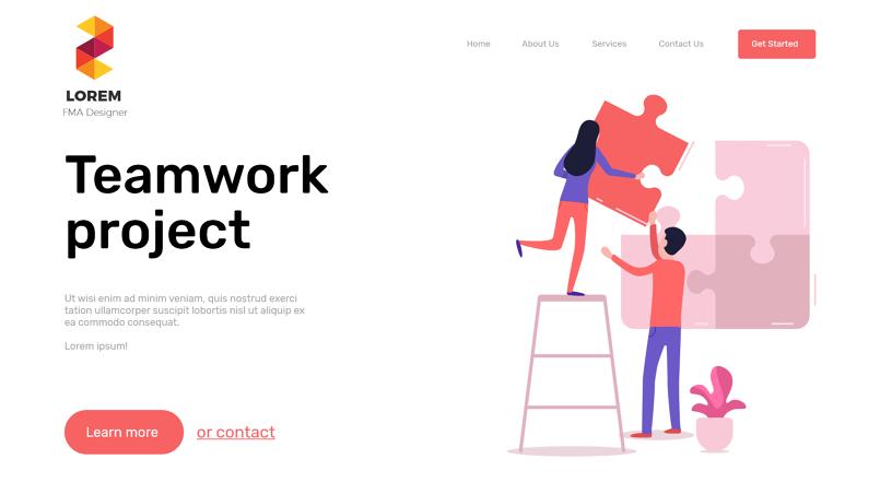 انشاء اربعة مواقع انترنت |  Create four Internet sites
