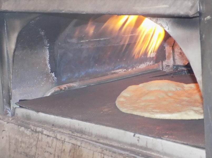 استواء الخبز