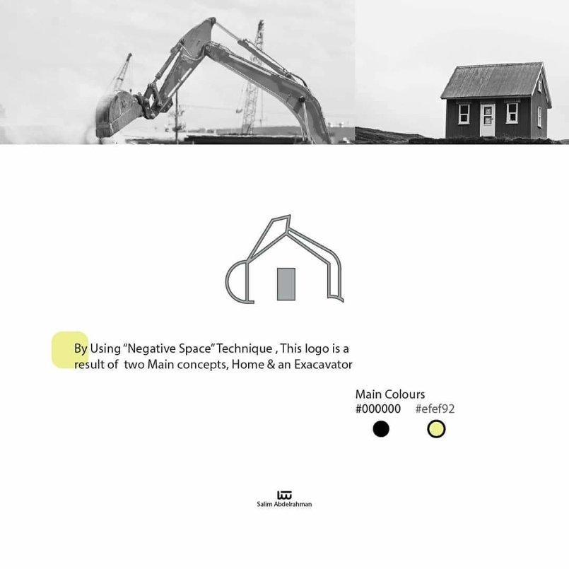 Home Builder, logo design