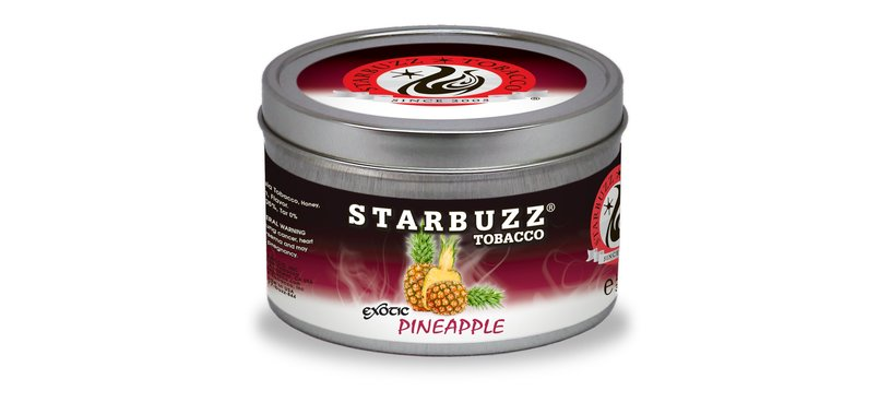 StarBuzz Tobacco 3D Can