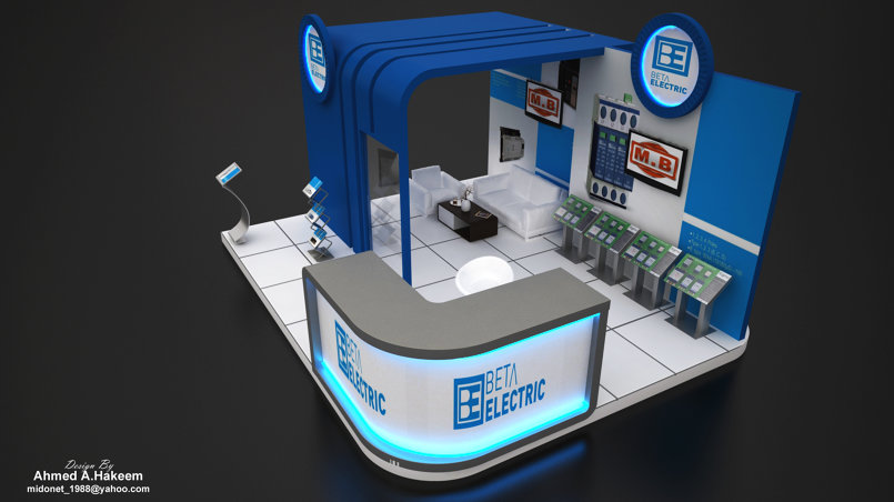 Booth - Beta electric