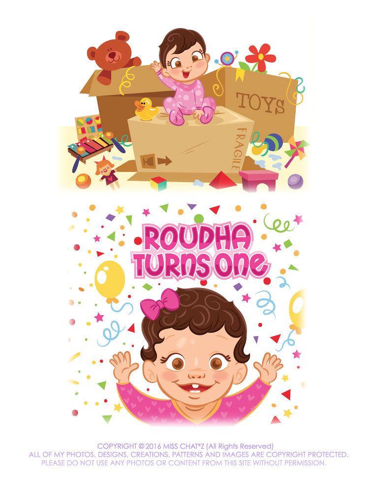 Roudha Turns One