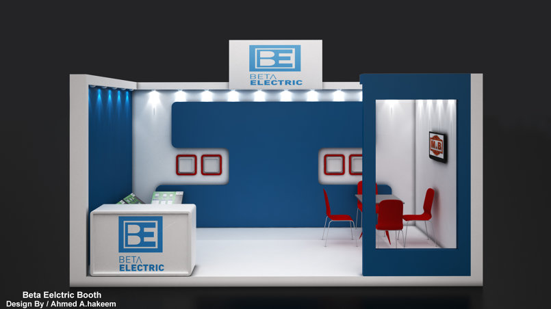 New Booth - Beta Electric
