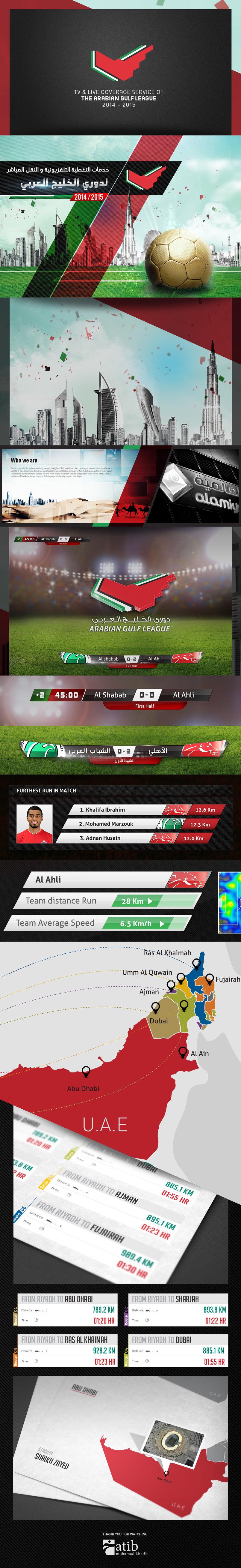 Arabian Gulf League 2014-2015
