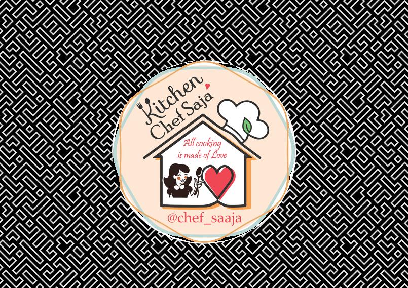 تصميم شعار مطبخ الشيف سجى