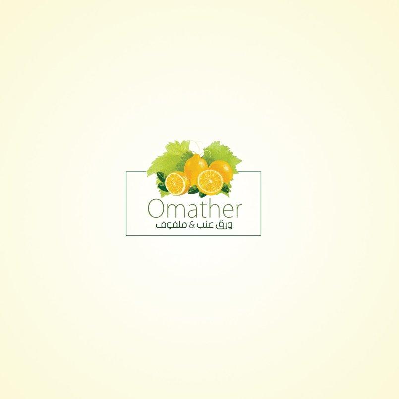 شعار لحساب متخصص في المحاشي من تصميم Wafa S Wafphotographer