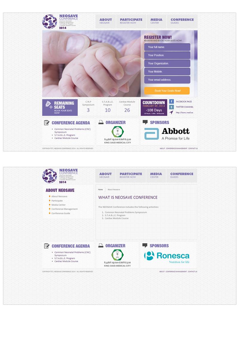Neosave Website