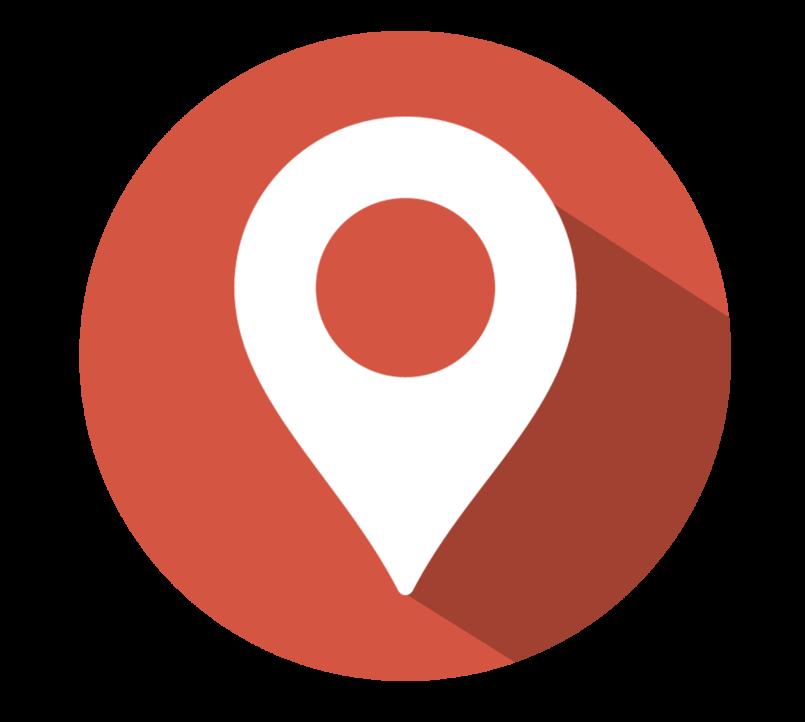 Localisation- Flat Icon
