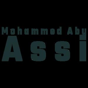 شعار بسيط بإسمي