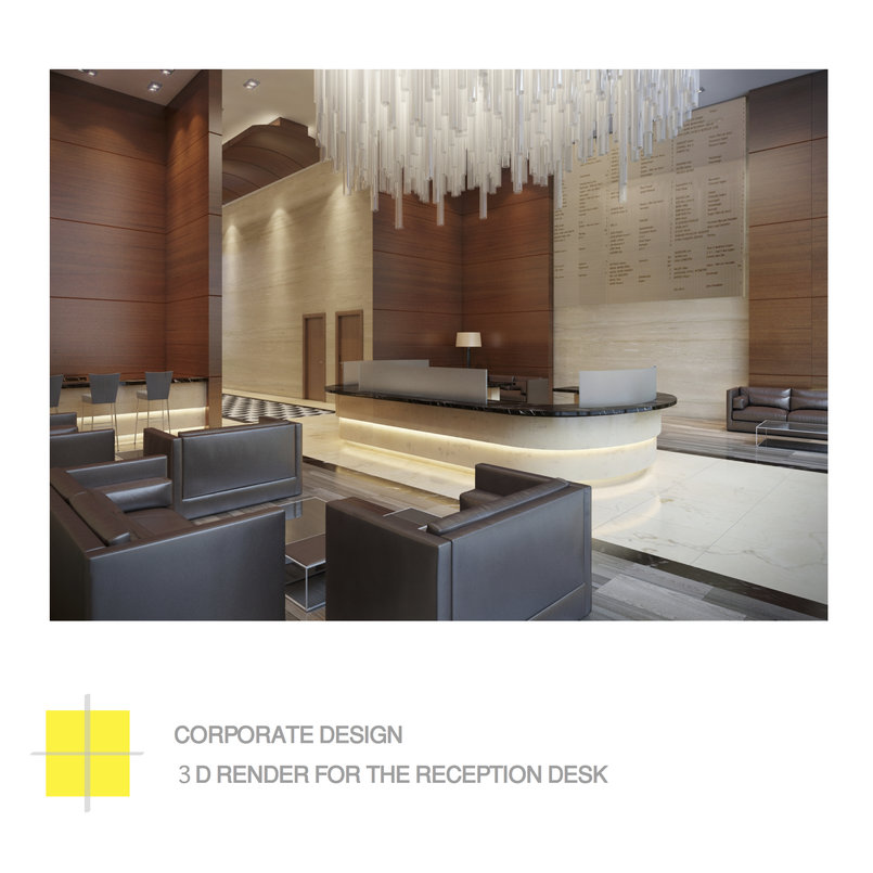business center lobby