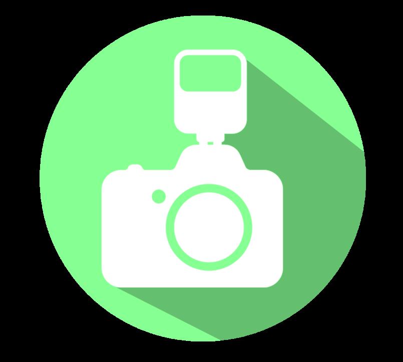 Camera- Flat Icon