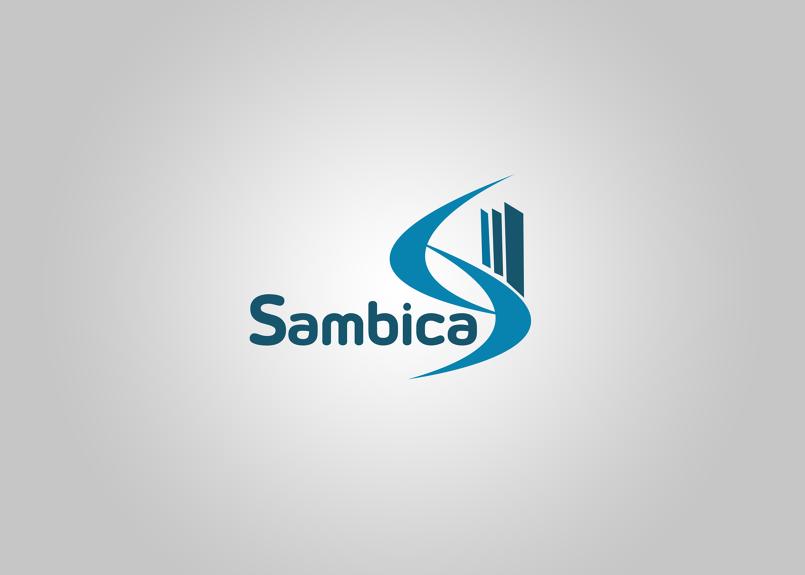 شعار شركة سمبيكا للبناء