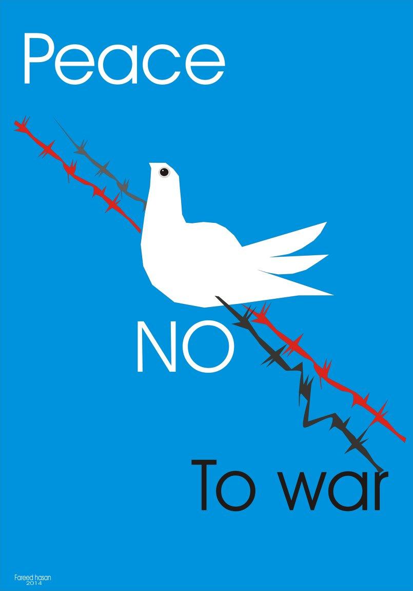 الحرب و السلام