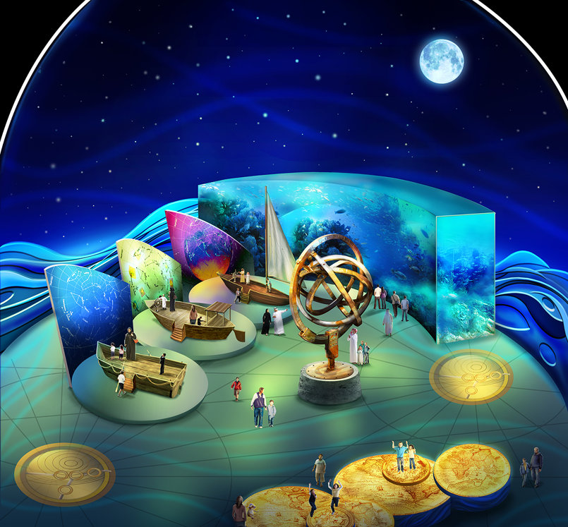 Aquarium concept design