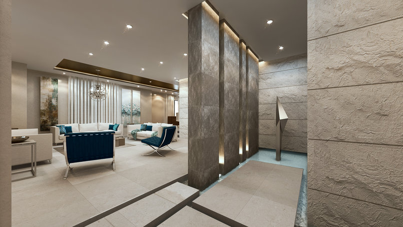 Noor Namari, hisham assi and parallel interiors  - madi residence