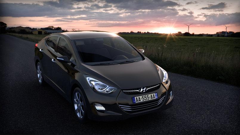Hyundai Render