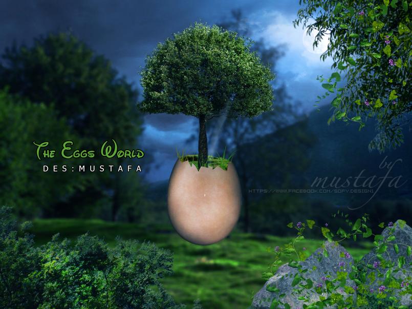 عالم البيض -World eggs
