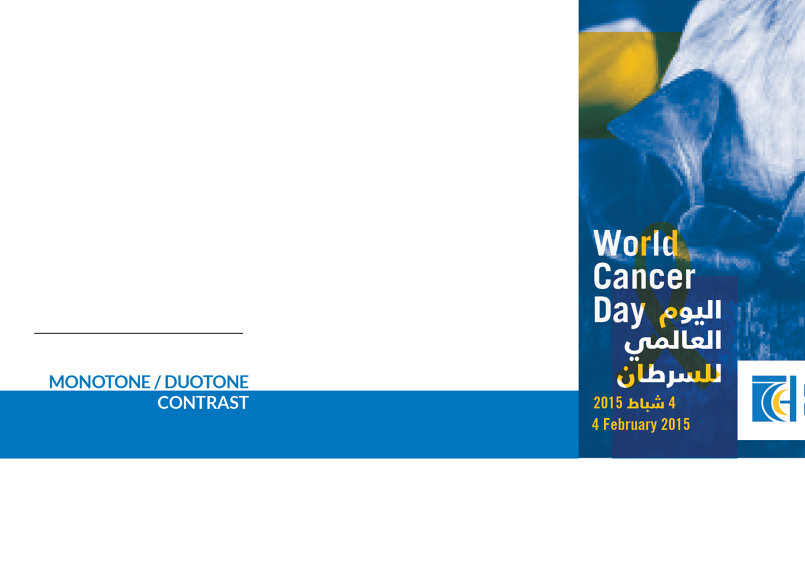 World cancer day | Proposal work