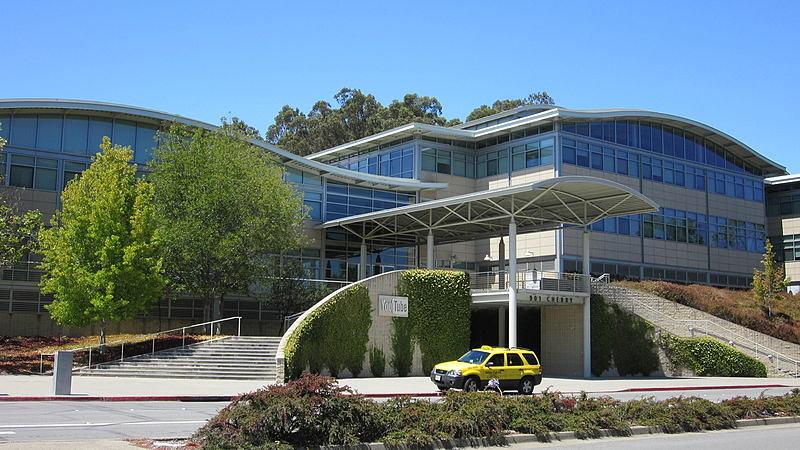 مبنى شركة يوتيوب