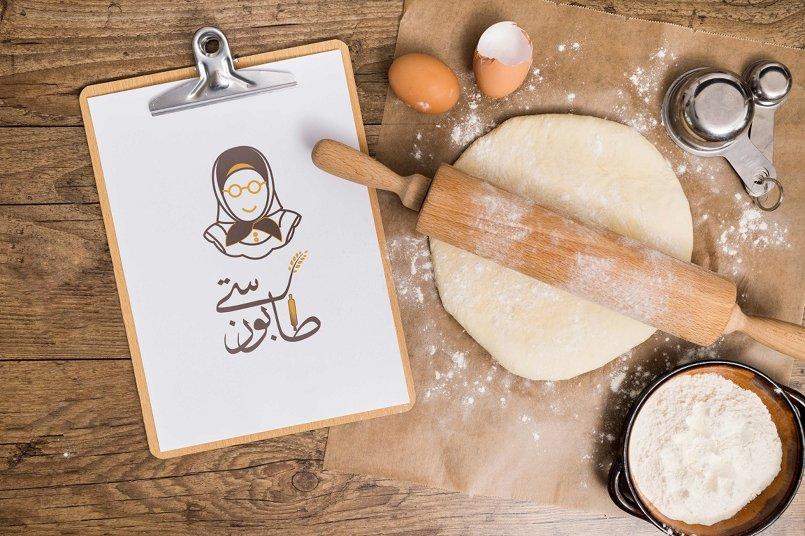 تصميم لوغو احترافي لمخبز