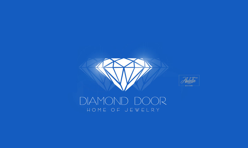 diamond door logo