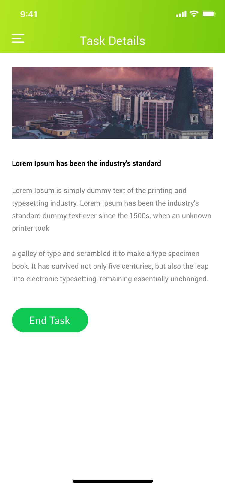Zain Local Mobile App