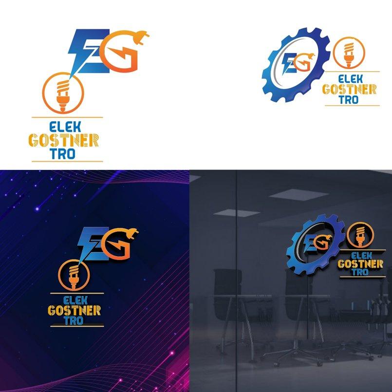 شعار شركه elektro gostner electrical engineering