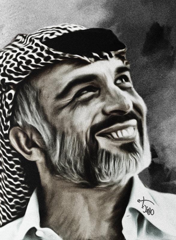 الحسين بن طلال