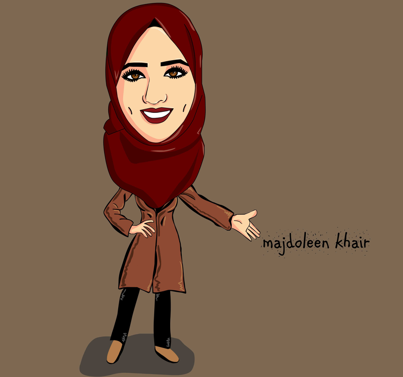 رسم كاريكاتير