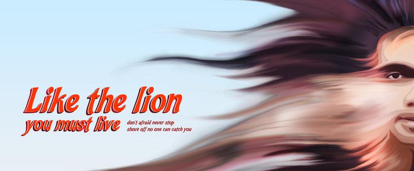 Like The Lion