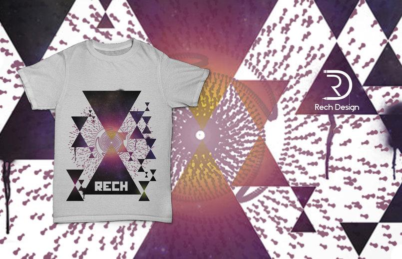 T-shirt Rech