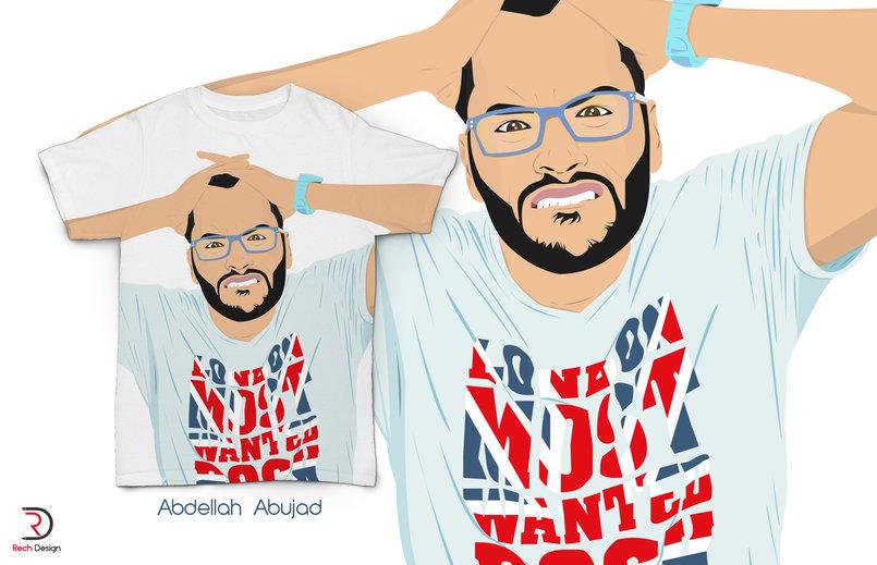 T-shirt abjud