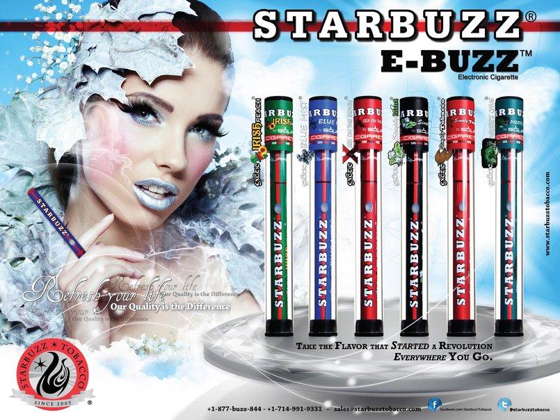 Staruzz E-Buzz Poster