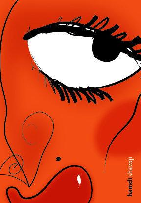 the orange planet