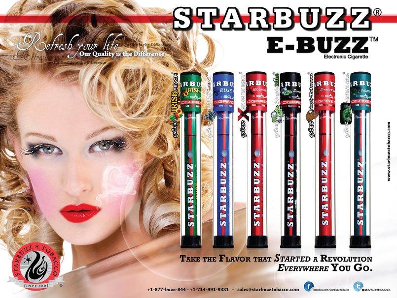 2 - StarBuzz E-buzz Poster