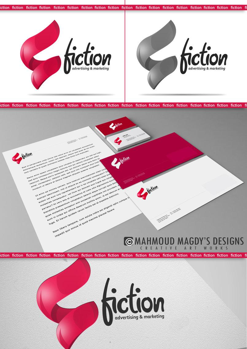 fiction logo company
