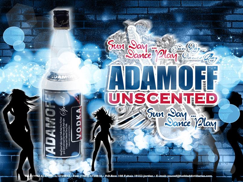 ADAMOFF Vodka