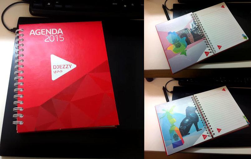 agenda 2015 djezzy