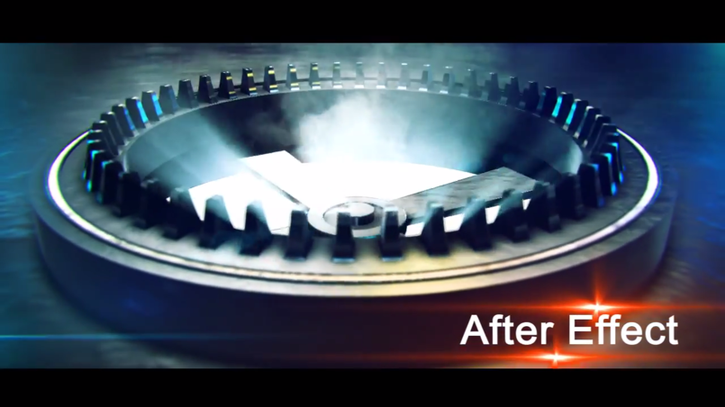 3D Promo  Made By Cinema 4D and after effect