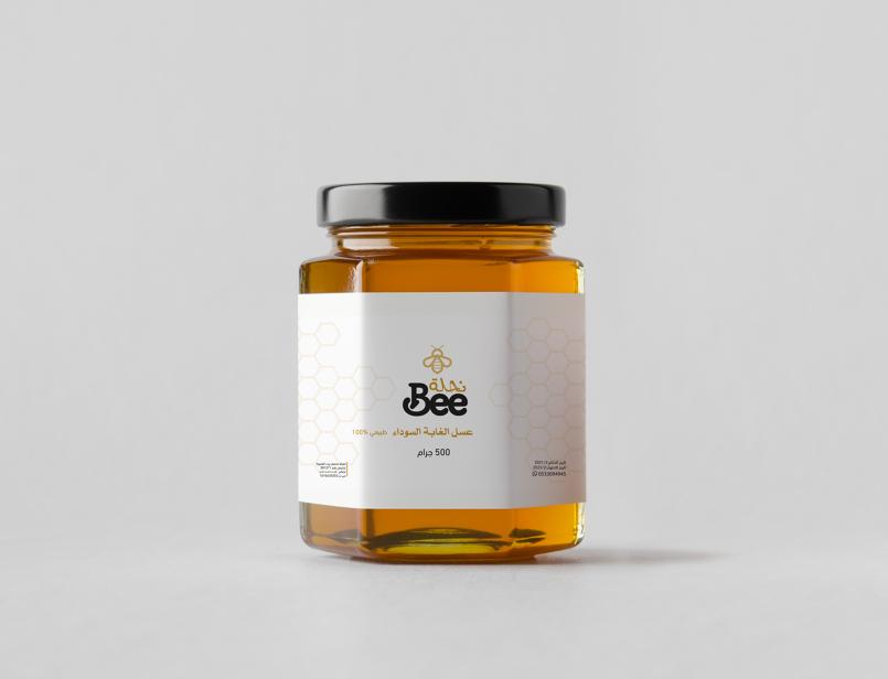 استيكر عسل