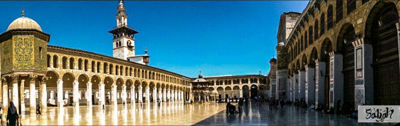 دمشق القديمة (الجامع الأموي) .. صيف 2015
