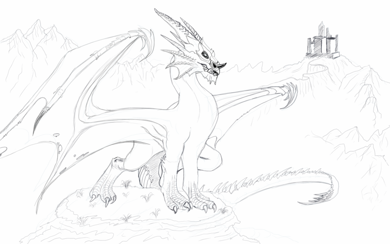 Dragon Stage2