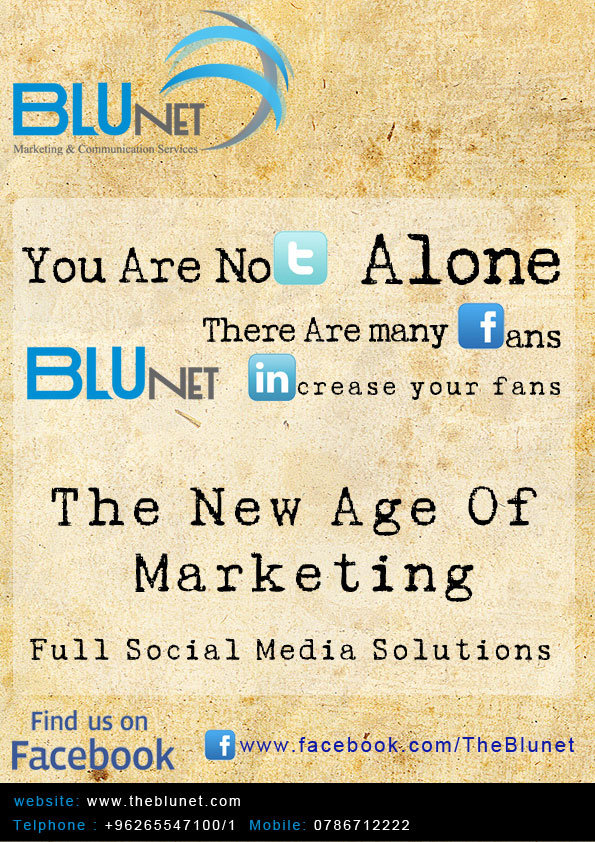 The New Age of marketing