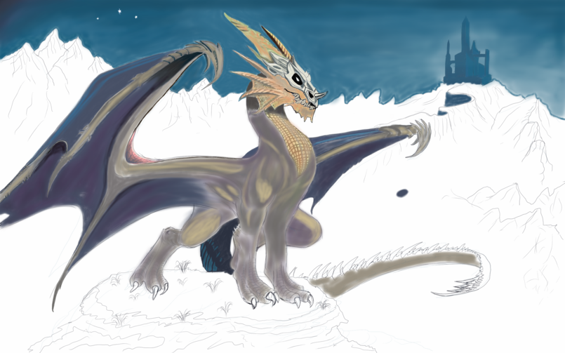 Dragon Stage3
