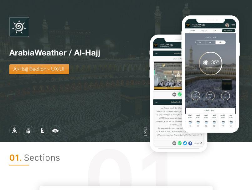 Al-Hajj Website