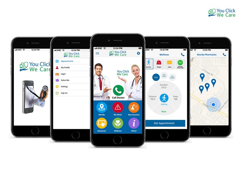 UI Mobile App o1