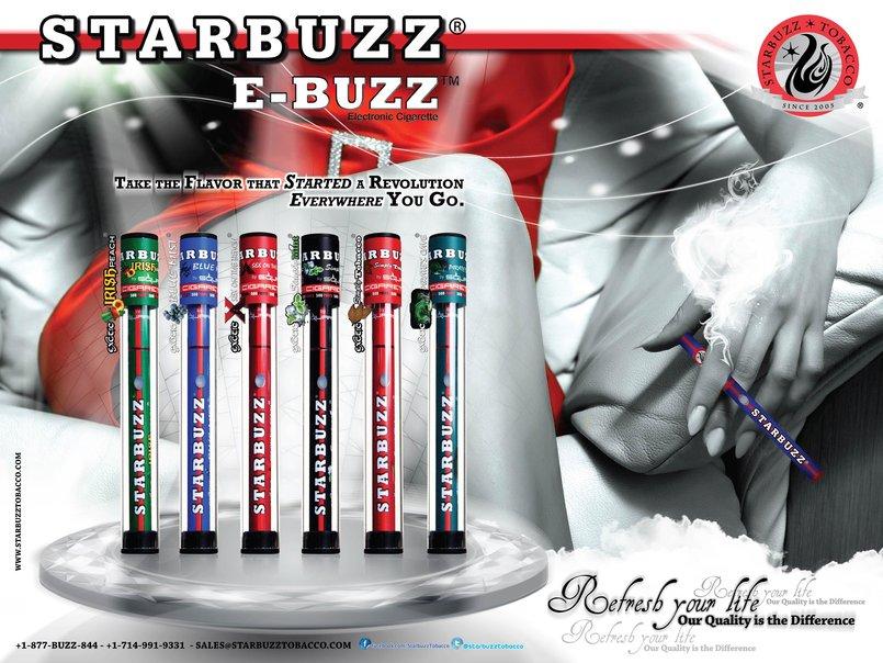 3 - StarBuzz E-buzz Poster