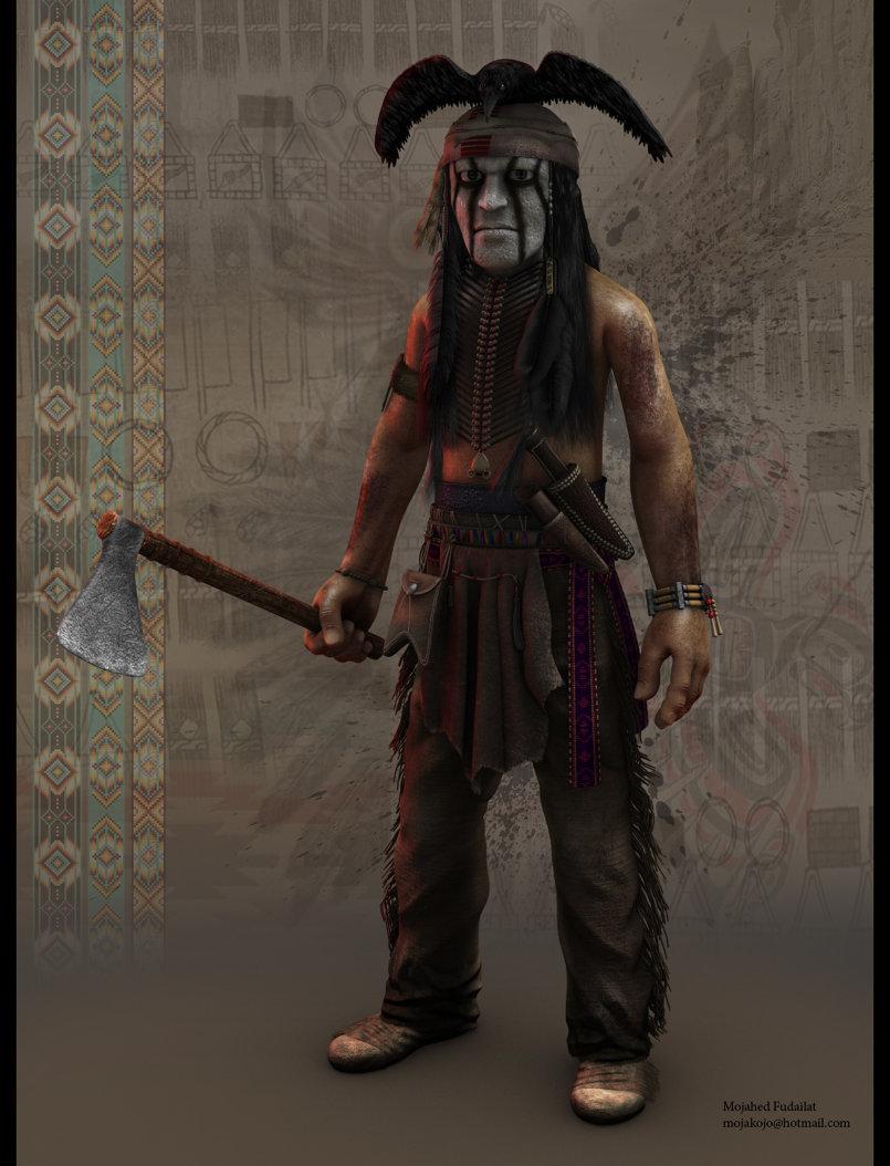 Tonto -The Lone Ranger