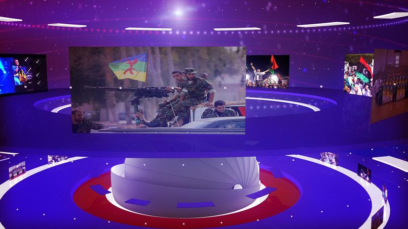 News Opener for Ibraren TV